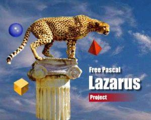 Splash-скрин Lazarus