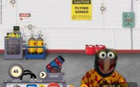Muppets - Flying Gonzo