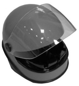 Пепельница-шлем