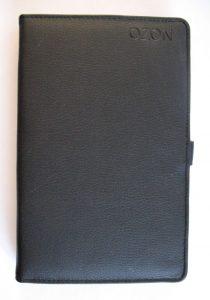 Книжка в кожаной обложке