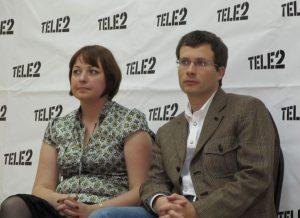 Людмила Талипова и Борис Марамчин