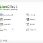 Создание простой презентации в LibreOffice Impress