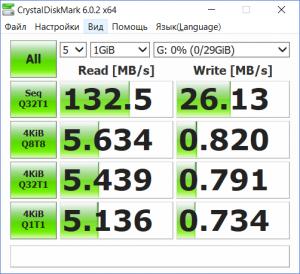 Netac U335S. Тест №3